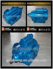 LQ3G Heat Insulation Double Jacket Three Screw Pump /Bare Pump or Head Pump/Three Screw Bitumen Asphalt Pump