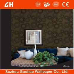 jiangsu guohao waterproof modern decorative wallpaper sale in china