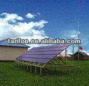 1 to 5 KW in polycrystalline photovoltaic cells, kit fotovoltaico 3 kw para casa