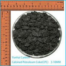 low sulfur (S<0.5%) of calcined petroleum coke
