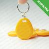 Customized Printed TK4100 / EM4200 / 125KHZ RFID Keyfob