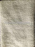Faux Lamb Fur Berber Fleece Fabric