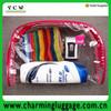 PVC cosmetic bag,makeup bag,Vinyl cosmetic bag