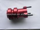 alloy machining anodizing motorcycle wheel hub