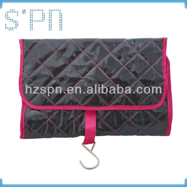 Ultralight Portable hanging toiletry cosmetic travel bag