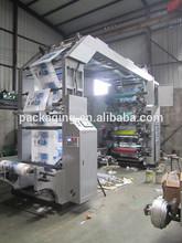 Top Quality 6 Colour high speed Flexo Printing Machine