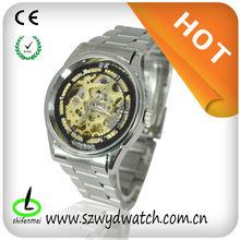WYD-M-002 New design 2013 men Automatic mechanical watch Watches Manufacturer&Supplier&Exporter