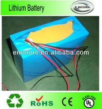 Aluminum Case Anode Silver Lithium 24V 10Ah Battery bottle battery e-bike