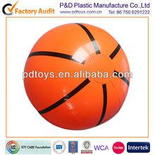 Brown Basket Beach Ball Inflatable