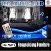 A044-1 modern LED lighting bedroom furniture