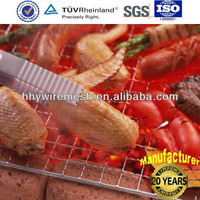 Durable barbecue wire mesh (grill netting)