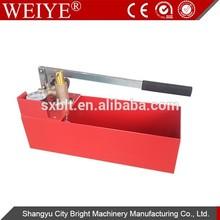 Manual test Pump Pipe Pressure testing Bench EP-50