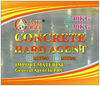 cement seal curing agent
