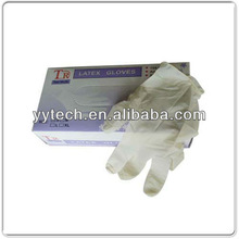 large supply of quality inspection disposable latex glove