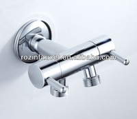 Chrome Finish Solid Brass Laundry Sink Bar water tap for washing machine Bathroom Water Tap 0770