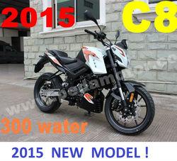 C8 2015 new motorcycle Racing bike 300cc EEC motorcycle
