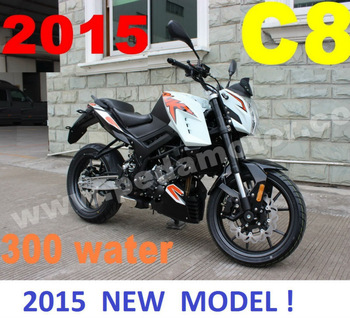 C8 2015 new motorcycle Racing bike 300cc EEC motorcycle