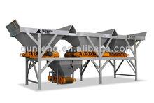 Concrete Batching Machine/mobile block machine/concrete mixing plant