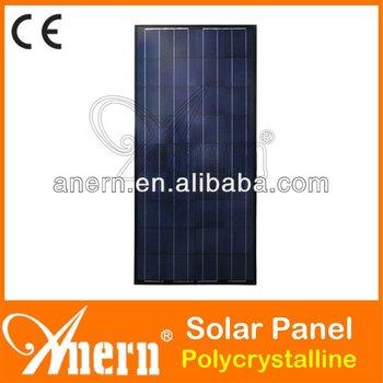 Durable 5W to 250W polysilicon solar panel price