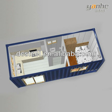 40ft storage container house,container house hotel