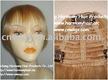 QUALITY REMY clip-on human hair bang