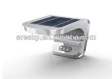12V rechargeable cheap mini garden LED solar lamp outdoor