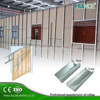 73/75 Galvanized Gypsum Drywall Metal Studs