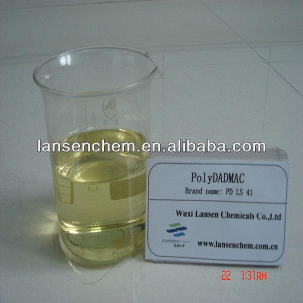 Poli - diallyl - dimetil / de amonio cloruro