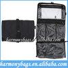 Plain 600D polyester outdoor folding toilet bag