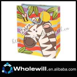 2014 New Carton Gift Shopping bag for Kids