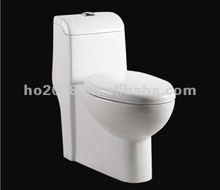 Bathroom Ceramic Siphonic One-piece Toilet KO-8033/HO-8033