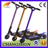 New Christmas Hot-sale CE proved 24V150W big size easy folding high quality cool electric scooter for kids, CS-E8011