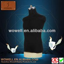 De fibra de vidrio pantalla de coser maniquíes de la venta