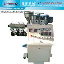 plastic corrugated pipe extrusion line/ plastic pipe machine/ plastic corrugated pipe production line