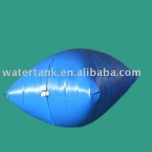 strong pvc and collapsible rainwater tank
