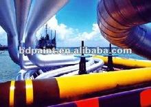 Epoxy coal pitch anticorrosion paint