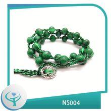 [TTT Jewelry]wholesale top quality 2014 china handmade beaded stretch gemstone chip bracelets