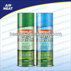 400ml OEM mosquito repellant spray