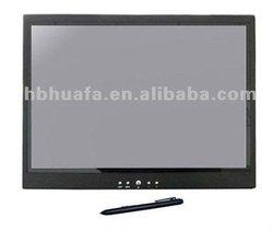 19 inch Tablet pc Digitizer with digital pen, digital drawing pad