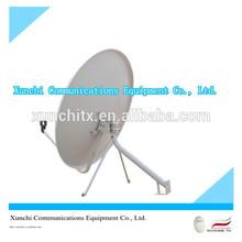 2014 new design ku band offset 35/45/55/60/70/75/80/90/100/120cm satellite dish antenna