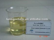 Flocculant PolyDADMAC(Poly-diallyl-dimethyl/ammonium chloride)