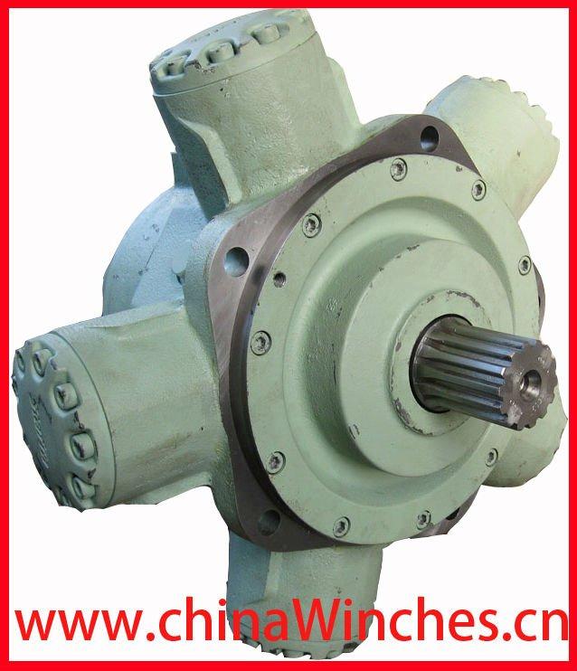 Radial del pistón hidráulico del motor de kawasaki staffa hmb& hmhdb& hmc motor eléctrico