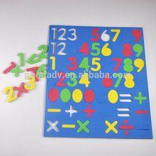 Sublimazione vuoto rompicapi puzzle/giochi di puzzle/eva puzzle tappeto