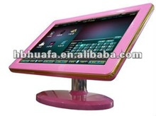 19 inch cheap small touch screen monitor with USB power