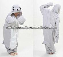 wholesale seal animal sleepwear adult seal sleepwear