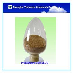 herbicide metribuzin 95% - 97%TC, 70%WP,70%WDG