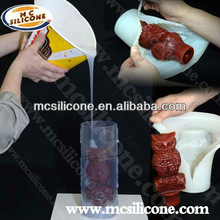 rubber mold with Condensation mold silicone