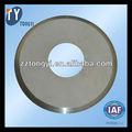 Hoja de sierra de carburo cementado por Zhuzhoumejor fabricante