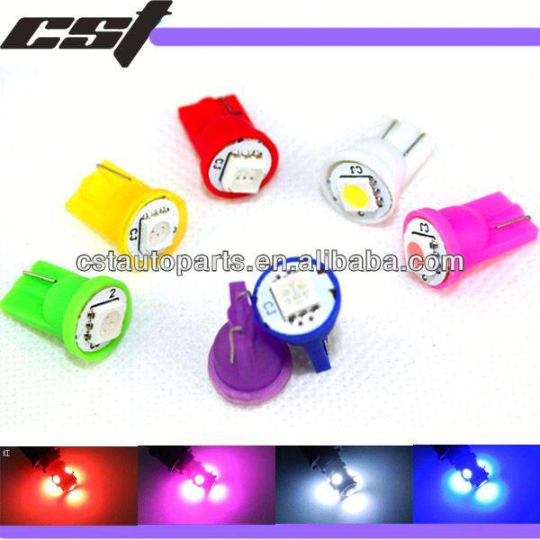 Promotion car led tuning light car led light T10