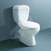 Russia Ceramic Bathroom X-trap Toilet HTT-1002 From China